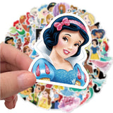 Stickers VSCO Princesse Disney