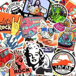 Stickers Vintage USA