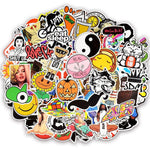 Stickers aesthetic pour Skateboard