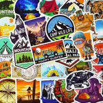 Stickers pour Camping Car