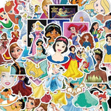 Stickers Princesse Disney