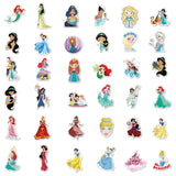 Stickers Princesse Disney pour tablette