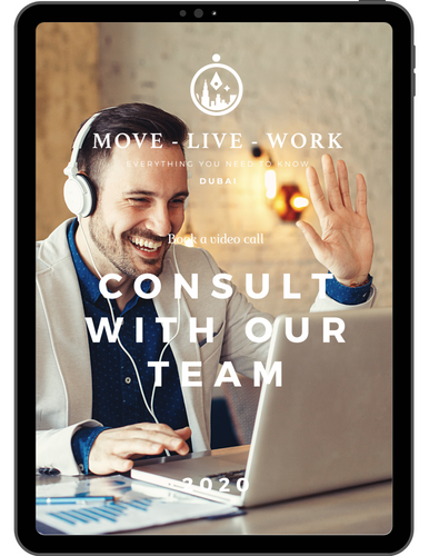 Consult with our team - Move Live Work