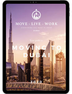 Moving to Dubai - Move Live Work