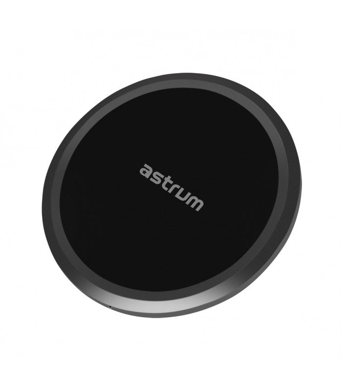 QC Wireless Charging Pad, Qi 3.0, 10W, 5V 2A / 9V 1.67A input, 5V 1.5A / 9V 1.1A quick charge output
