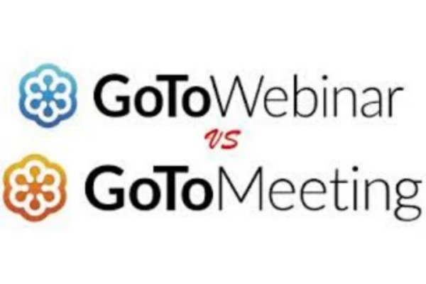 GoToMeeting (and GoToWebinar)