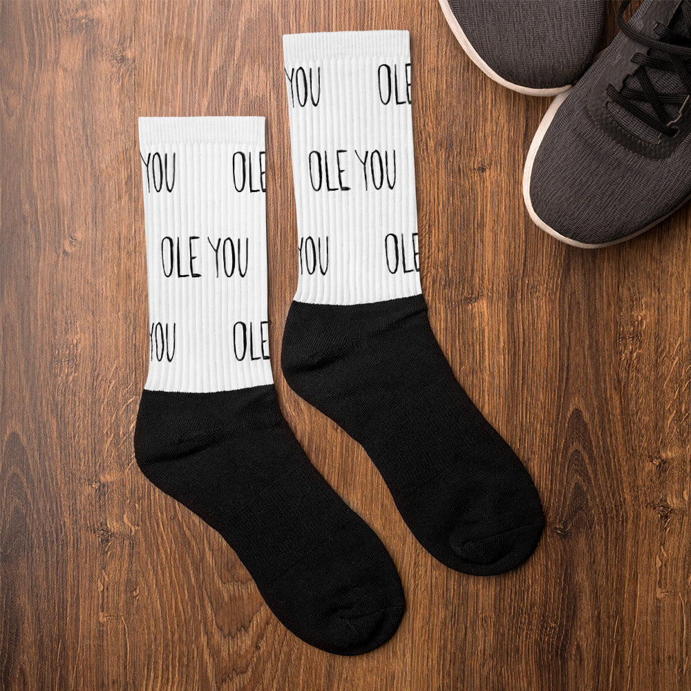 "Socks unisex ""Calcetines"""