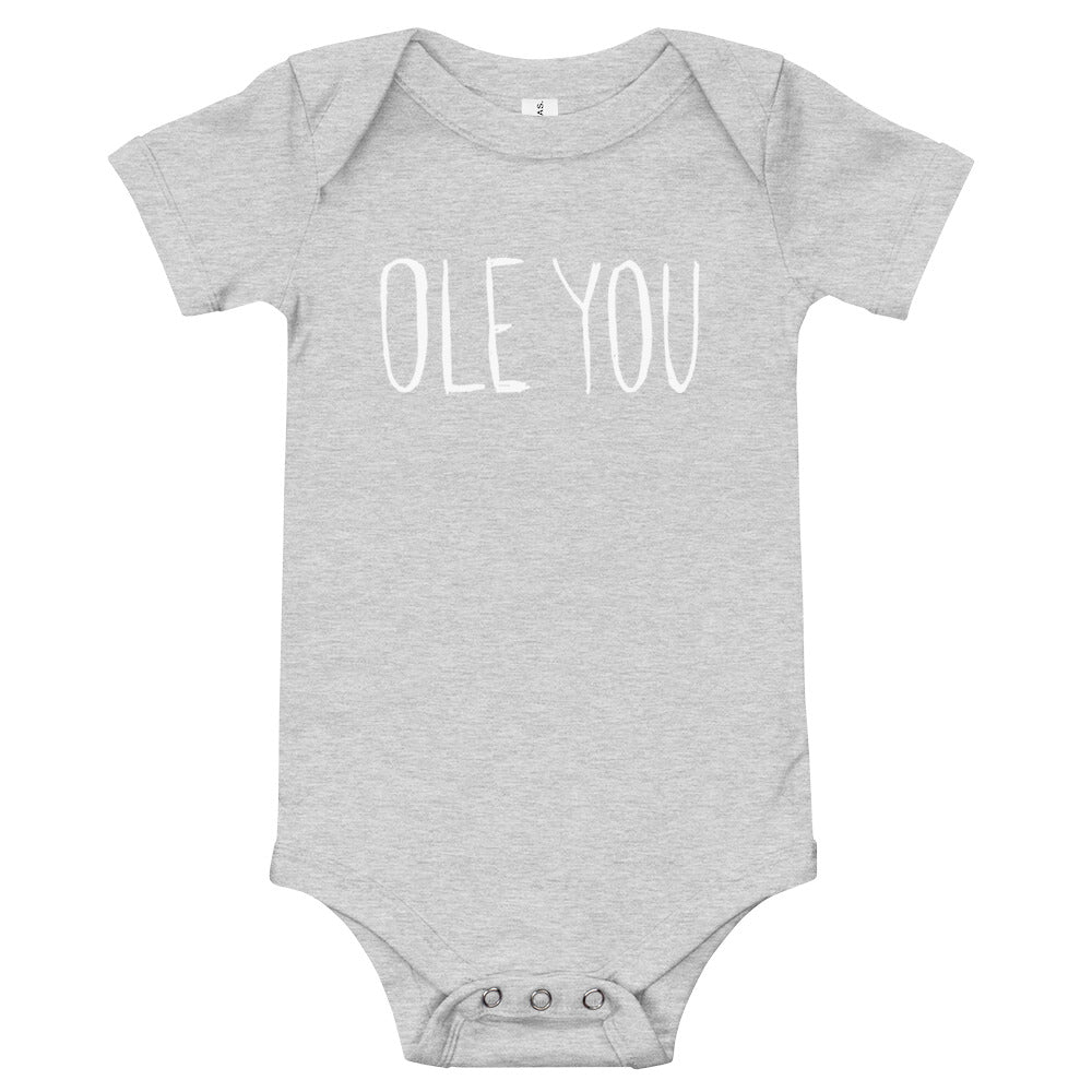 "Onesie ""eco-friendly"""