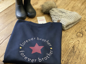 NFM Forever brother/sister sweat