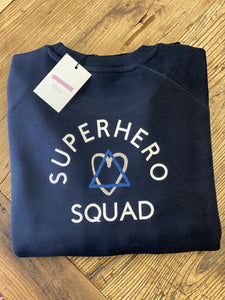 NFM Superhero squad sweat *extra mini