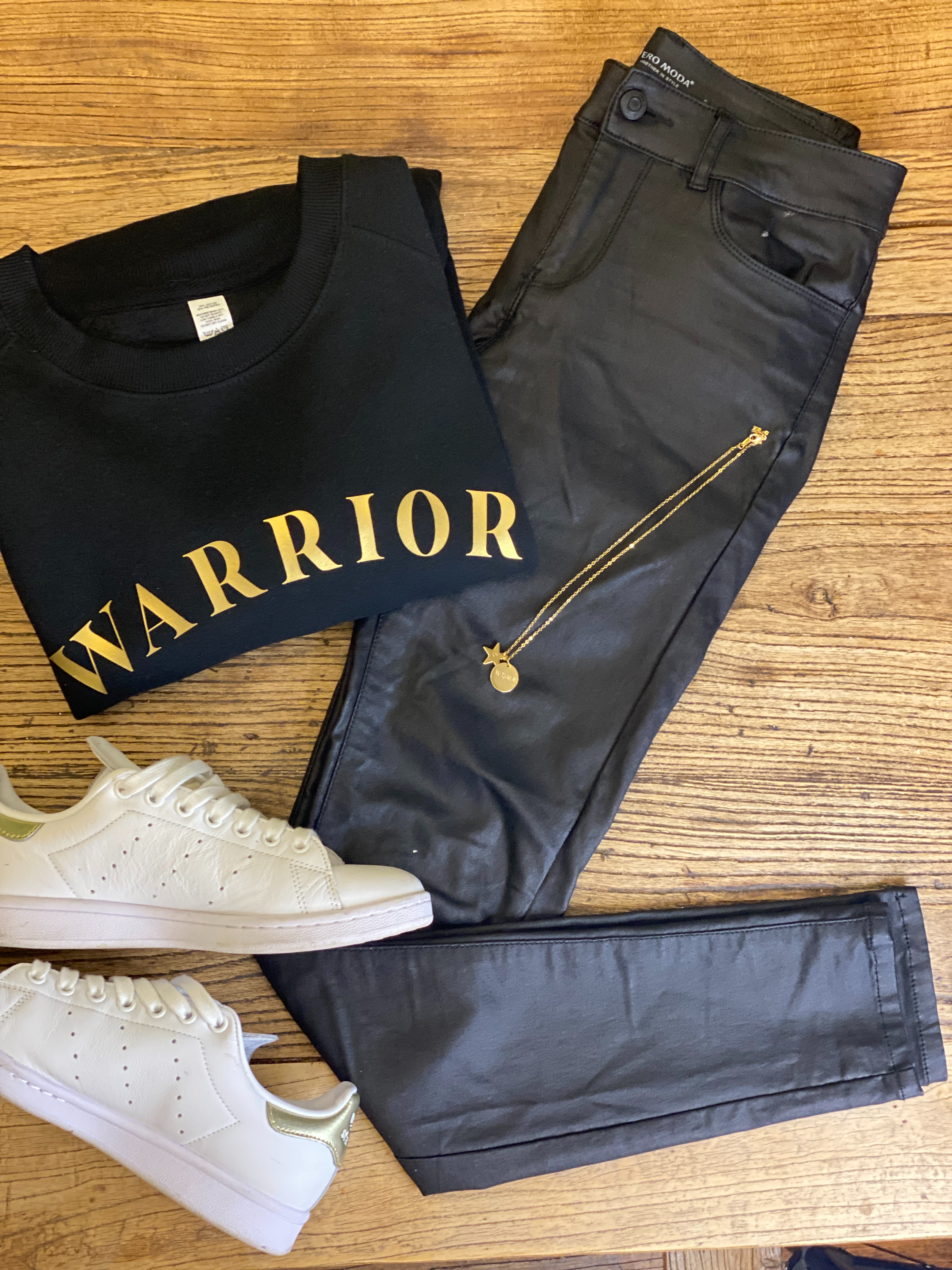 NFM warrior sweat