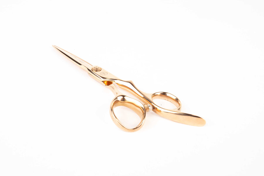 Indiana Light Rose Gold 6 inch Cutting Scissor