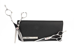 Morgan 5.5 Inch or 6.5 Inch Cutting & 6 Inch Thinning Scissor Kit