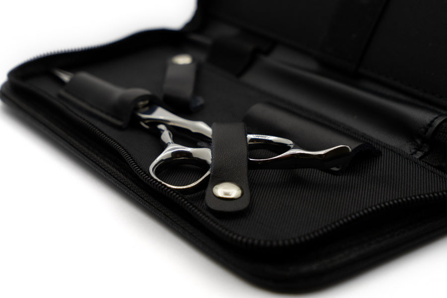 Ashley 5.5 Inch or 6 Inch Cutting & 6 Inch Thinning Scissor Kit