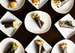 Load image into Gallery viewer, Spicy Yellowtail Hand Roll