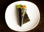 Load image into Gallery viewer, Salmon Skin Hand Roll
