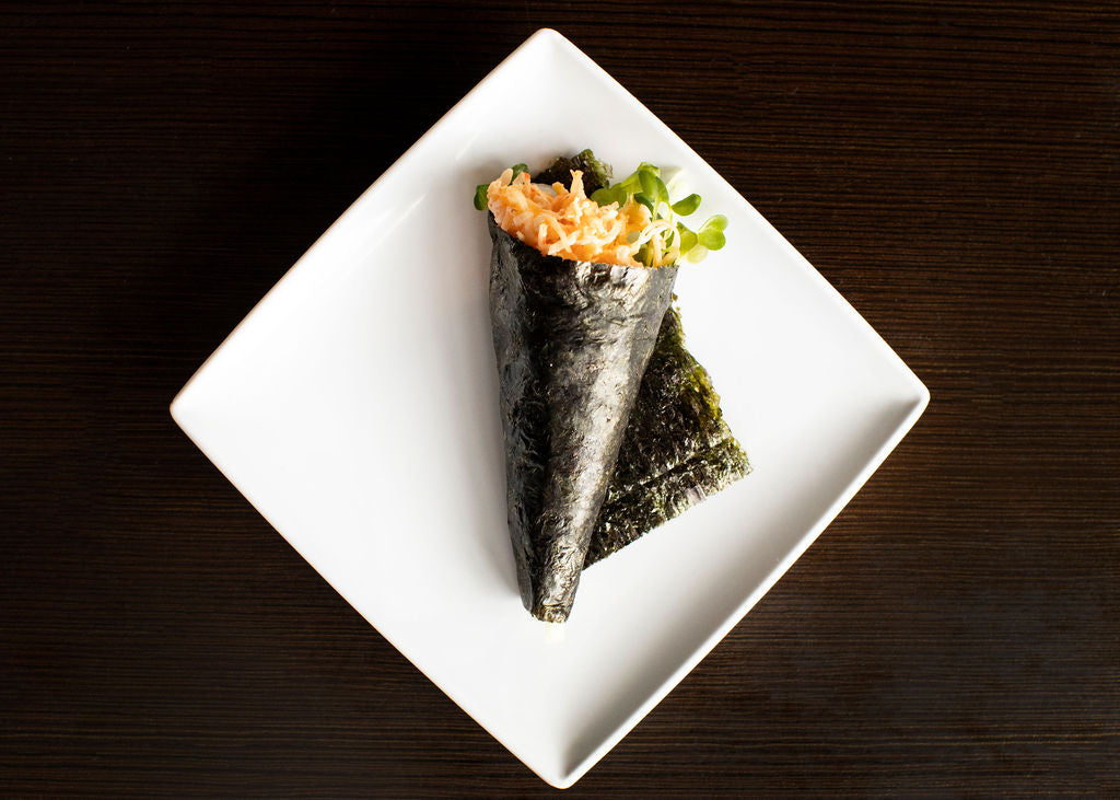 Spicy Krab Hand Roll