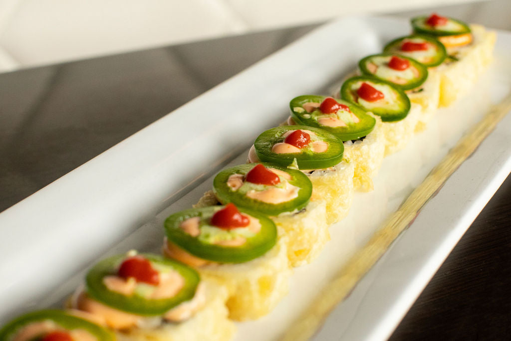 Veggie City Roll