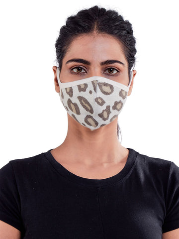 Leopard-jacquard-three-layer - PACK OF 2
