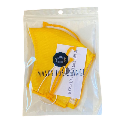 Masks for change wholesale and bulk triple layered fabric face masks