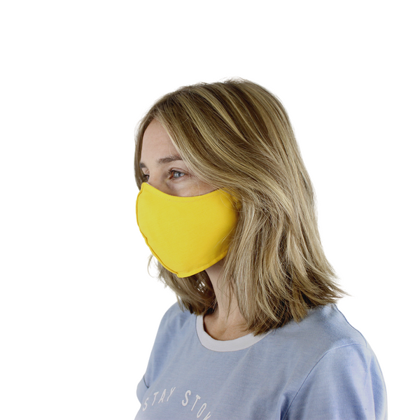 Masks for Change Moisture Resistant Triple Layers of Fabric moisture resistant anti microbial light and breathable