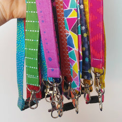 Dog leads, lanyards and key fobs