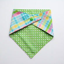 Load image into Gallery viewer, Doggie bandana (spring picnic)