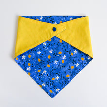 Load image into Gallery viewer, Doggie bandana (lemon)
