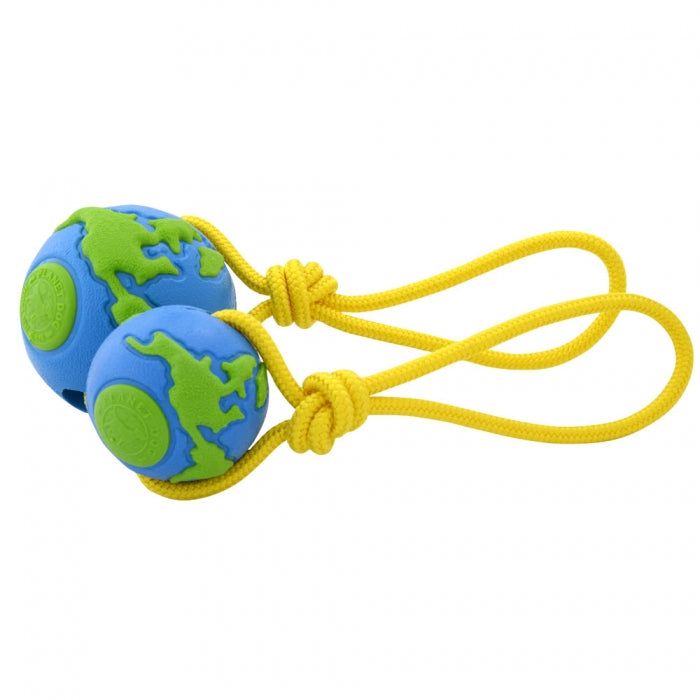 Orbee-Tuff Ball with Rope