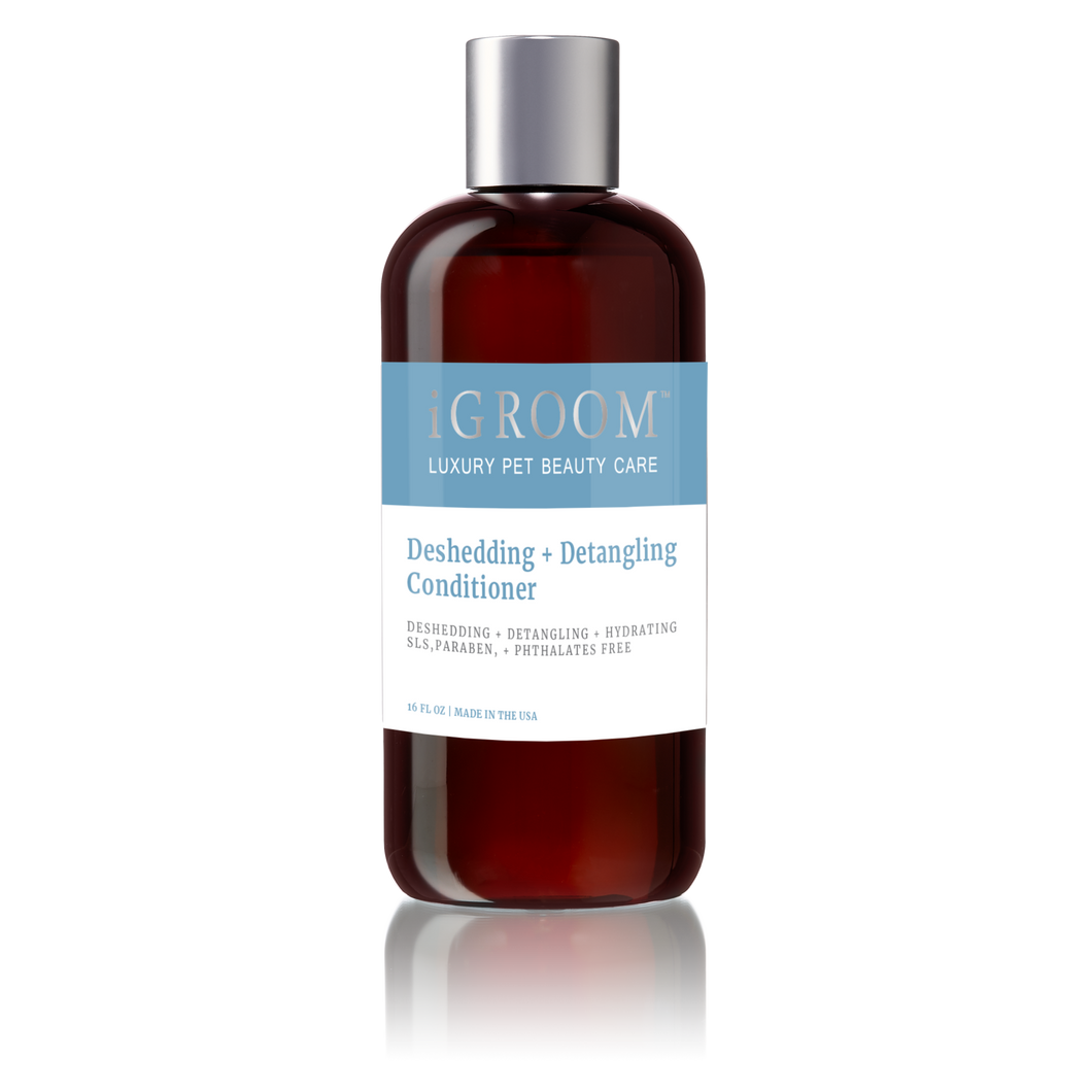iGroom Deshedding & Detangling Conditioner