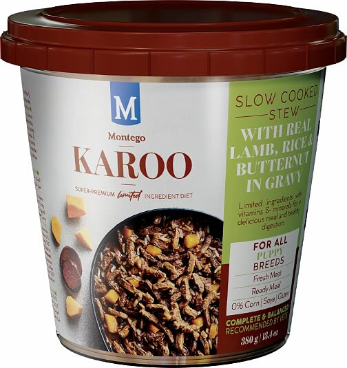 Montego Karoo Puppy Wet Dog Food