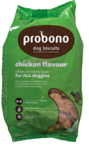 Probono Chicken Flavoured Dog Biscuits