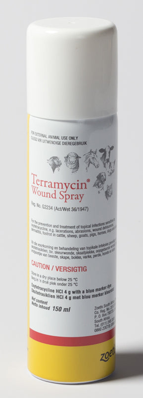 Terramycin Wound Spray