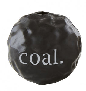 Orbee-Tuff Lump of Coal Ball