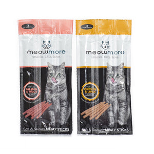 Meow More Meat Sticks