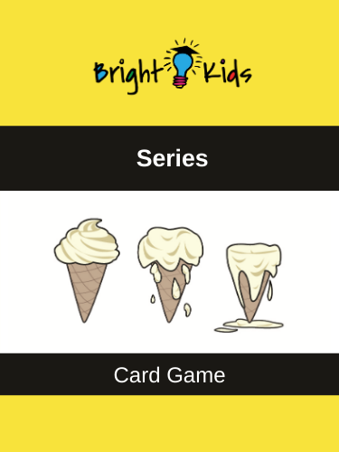 Series Card Game (Pre-K - 1st Grade)