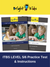 ITBS Level 5/6 Practice Test - Iowa Assessments Form E (Pre-K - 1st Grade) book