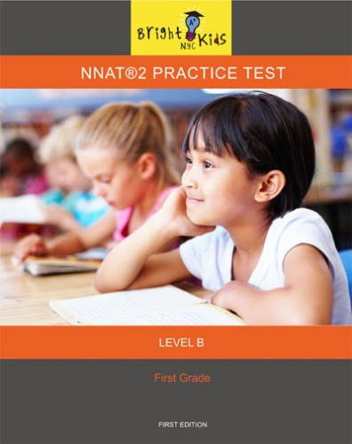 NNAT 2 Practice Test Level B - Test One (1st Grade)