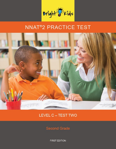 NNAT 2 Practice Test Level C - Test Two (2nd Grade)