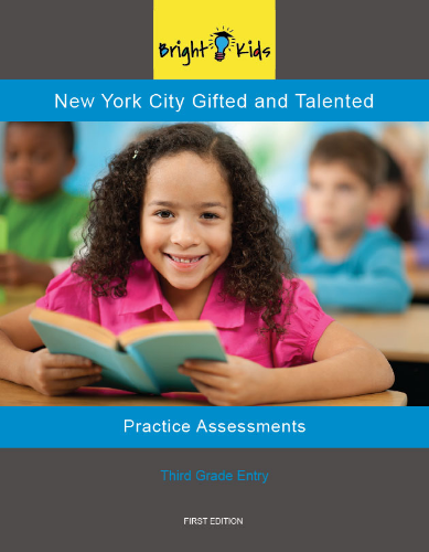 NYC G&T Practice Assessment (3rd Grade Entry)