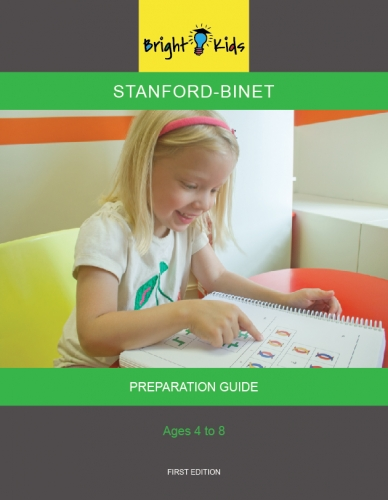 Stanford-Binet Preparation Guide (Pre-K & Kindergarten)