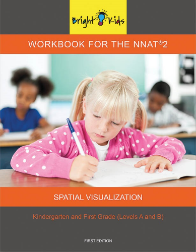 Spatial Visualization Workbook - Levels A & B (Kindergarten - 2nd Grade)