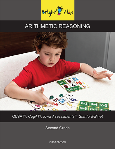 Arithmetic Reasoning Workbook (2nd Grade)
