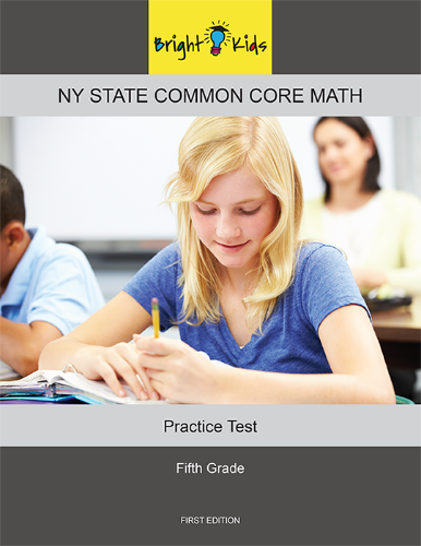 Common Core Mathematics Practice Test (5th Grade)