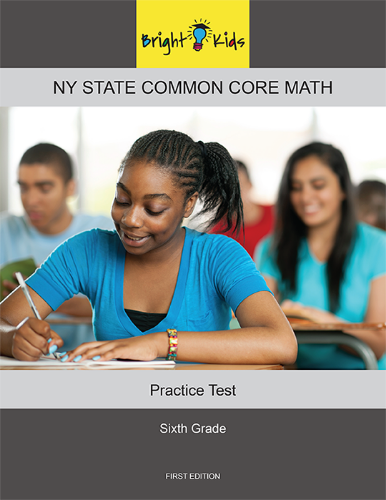 Common Core Mathematics Practice Test (6th Grade)