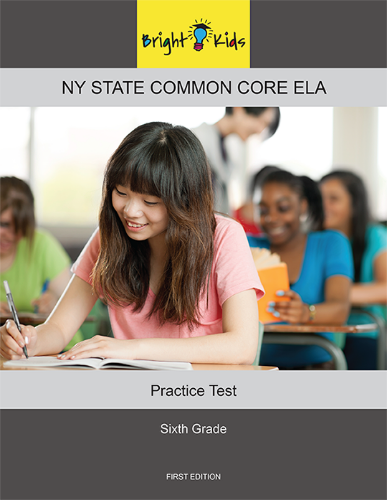 Common Core English Language Arts Practice Test (6th Grade)