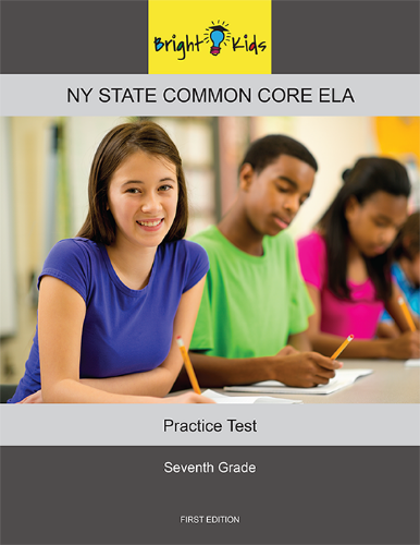 Common Core English Language Arts Practice Test (7th Grade)