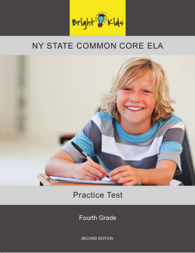 Common Core English Language Arts Practice Test - 2nd Ed. (4th Grade)