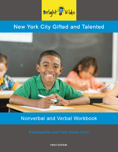 NYC G&T Workbook (Kindergarten & 1st Grade Entry)