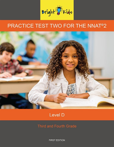 NNAT 2 Practice Test Level D - Test Two (3rd & 4th Grade)